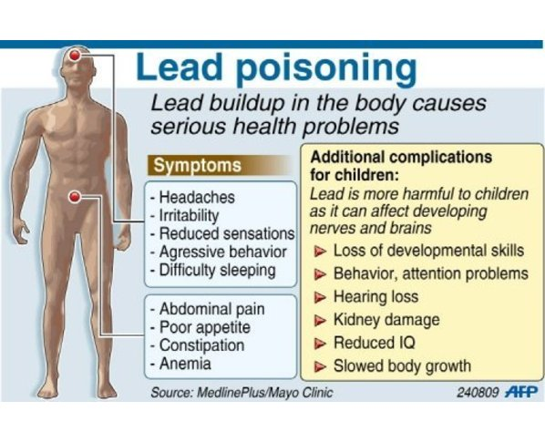 brickley environmental what is lead poisoning brickley